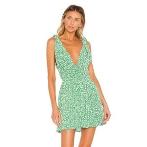 Lovers + Friends Laurie Mini Dress in Lucky Floral